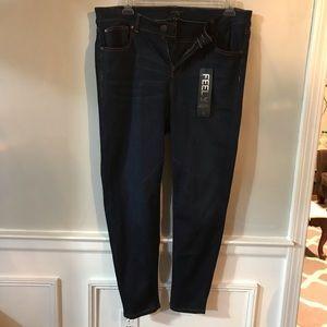 Celebrity Pink Skinny Jeans Size 20